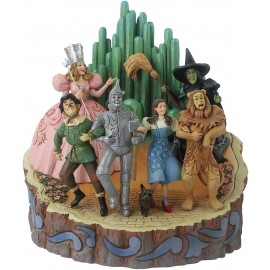Enesco Wizard of Oz Carved by Heart by Jim Shore Statue