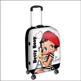 Betty Boop Big Trolley ''Je T Aime''