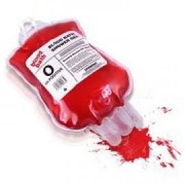 Shower And Bath Gel ''Blood Bottle''