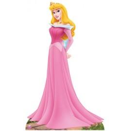 Lifesize Cardboard Princess Aurora Disney