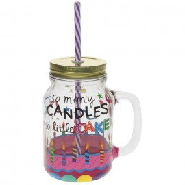 Cocktail Jars Candles