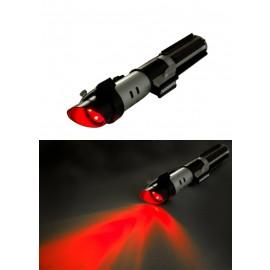 Light Saber Full Size Torch - Darth Vader-Anakin