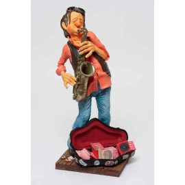 Forchino Saxophone Player