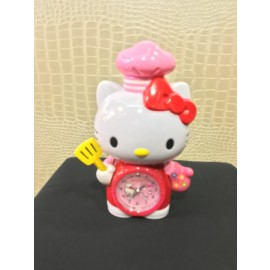 Hello Kitty Alarm Clock Chef