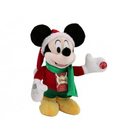 Christmas Mickey Mouse Singing And Dancing