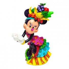 Samba Minnie Figurine By Britto
