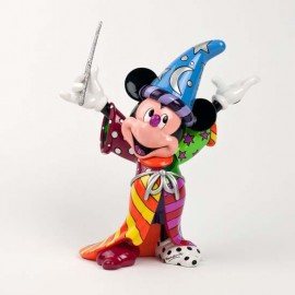 Sorcerer Mickey Mouse By Britto