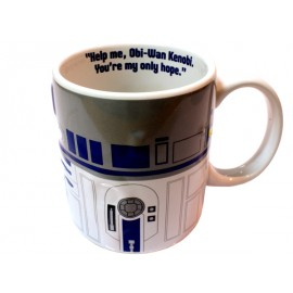 Star Wars R2 D2 Relief Mug Whole