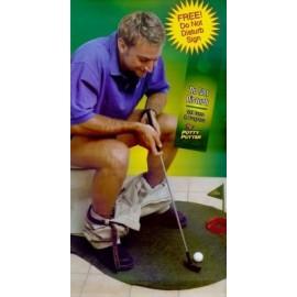 Toilet Time Golf