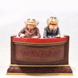 Disney Waldorf & Statler Muppet Show