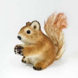 Squirrel  Christmas Decoration Item