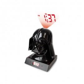 Star Wars 3D Darth Vader Clock Projection Alarm