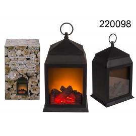 Plastic Lantern Chimney Light