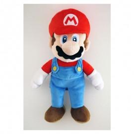 NINTENDO - Peluche Luigi and Super Mario