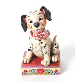 Jim Shore Disney Traditions 101 Dalmatians Lucky