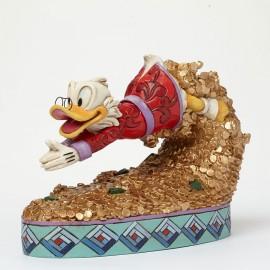 Treasure Dive Scrooge McDuck