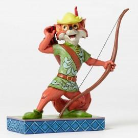 Roguish Hero-Robin Hood Figurine