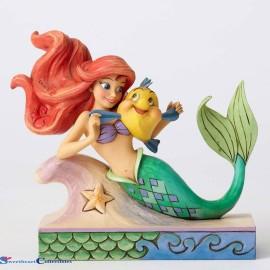 Ariel Princess Of The Sea @ Flounder Fun @ Friends