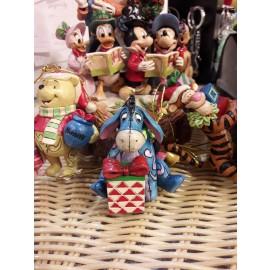Christmas Ornaments with Winnie the Pooh, Eeeyore, Tigger
