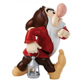 Grumpy Statement Figurine Disney Enchanting Collection