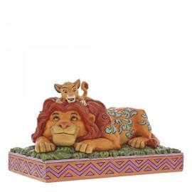 A Father's Pride Simba & Mufasa