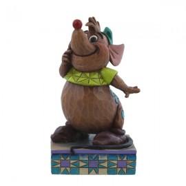 Cinderelly's Friend (Gus Figurine)
