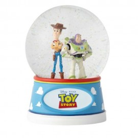 Disney  Toy Story Buzz and Woody Waterball Snowglobe