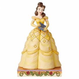 Book-Smart Beauty (Belle Princess Passion Figurine)