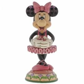 Beautiful Ballerina Minnie Mouse Jim Shore