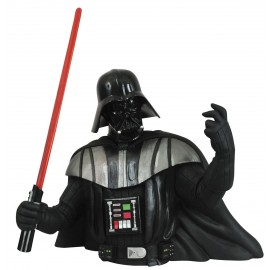Star Wars 3D Darth Vader Money Bank