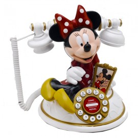 Minnie Mouse Telephone Talking