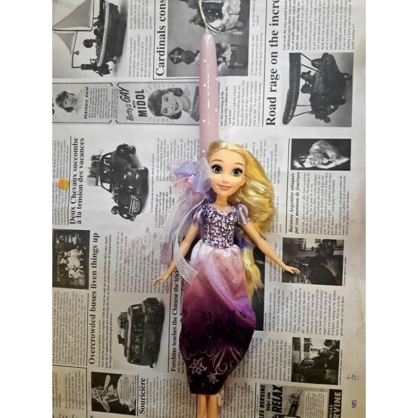 Λαμπάδα Ραπουνζέλ με Αυθεντική Κούκλα Disney