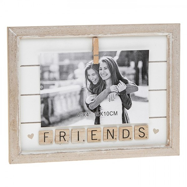 Scrabble Κορνίζα Friends Φίλοι