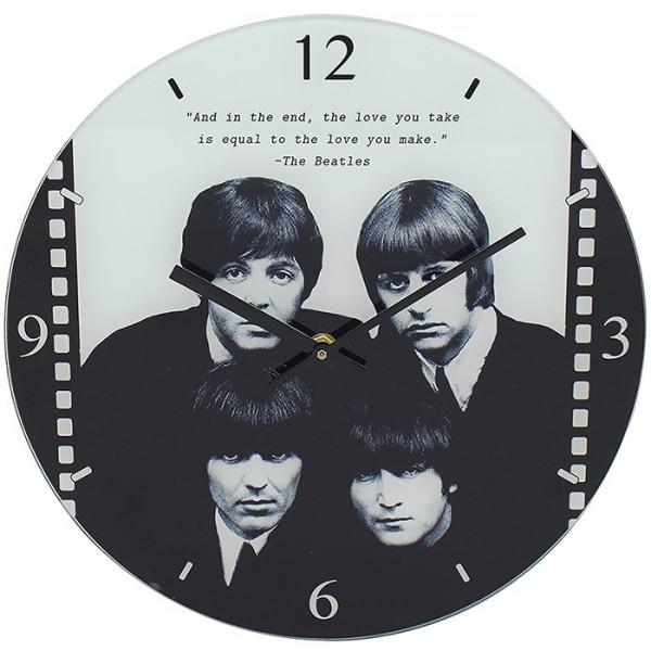 Beatles Ρολόι Τοίχου