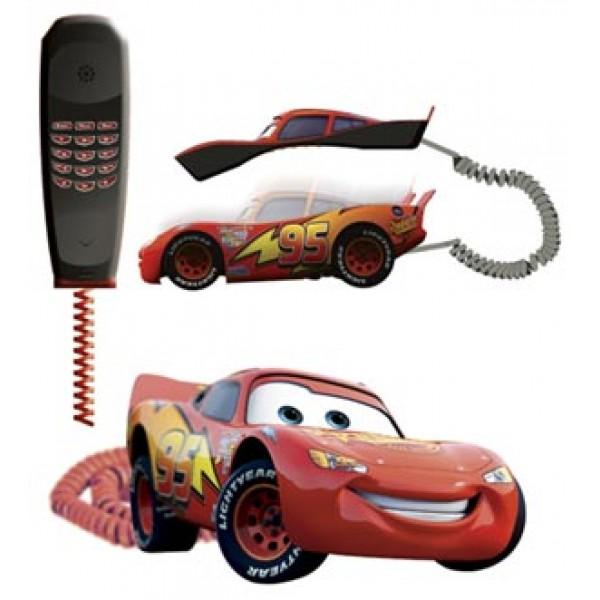 Τηλέφωνο Με Την Αυθεντική Φωνή Lightning McQueen Των Cars