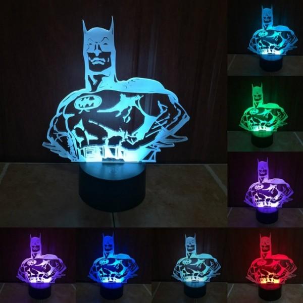 Φωτιστικό Usb Batman