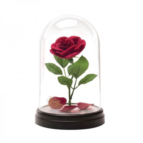 Το Μαγεμένο Τριαντάφυλλο Πεντάμορφη και Τέρας