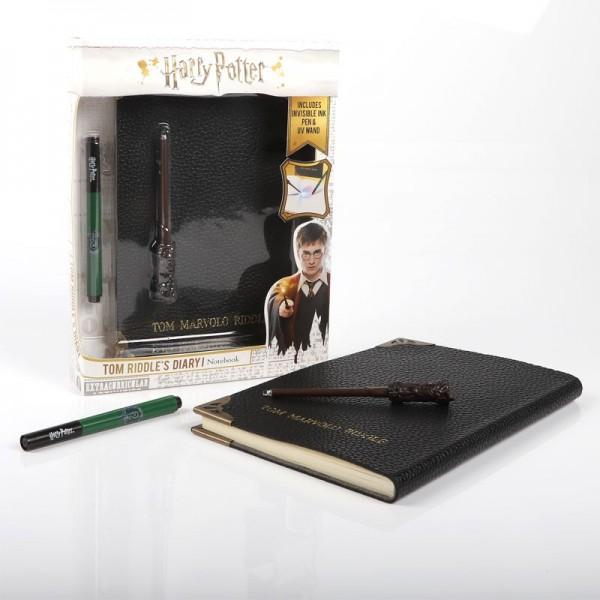 HARRY POTTER - Ημερολόγιο του Tom Riddle με Στυλό Αόρατου Μελάνιού