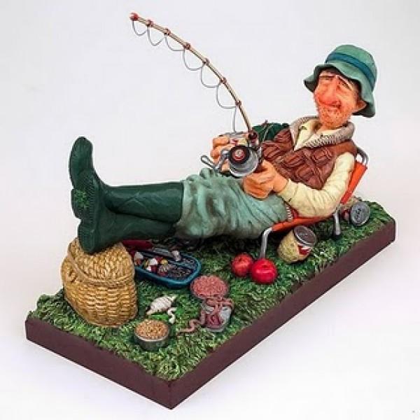 Ο Ψαράς Tου Forchino