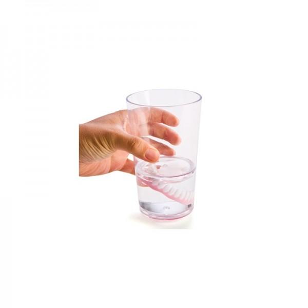 Ποτήρι Νερού Με Μασέλα