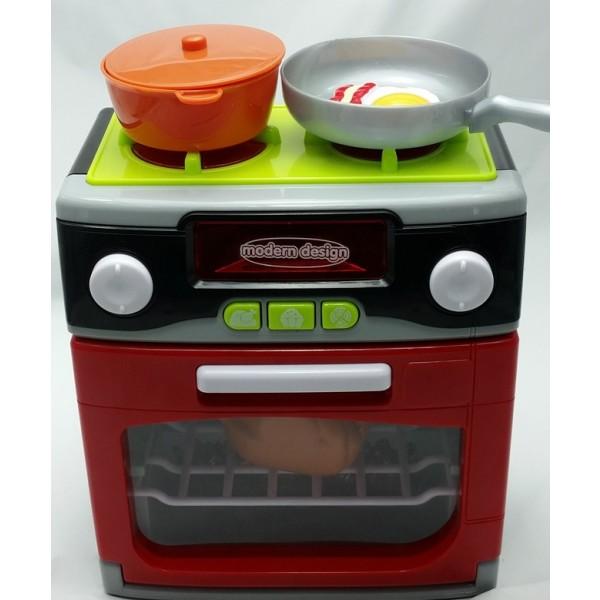 Ηλεκτρική Κουζίνα Με Φούρνο Παιδική