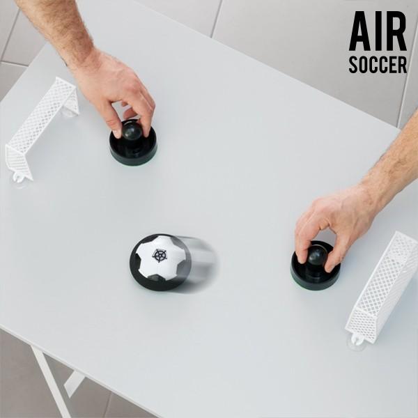 Μπάλα Ποδοσφαίρου Με Αέρα & Τέρματα