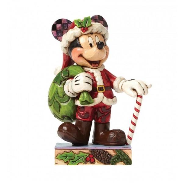O Μίκυ περιμένει τα Χριστούγεννα από τη Disney και το Jim Shore