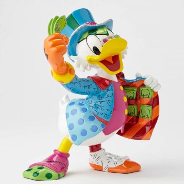 Disney Britto Θείος Σκρούτζ Αγαλματάκι