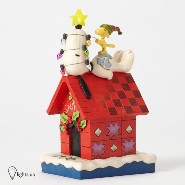 Καλά Χριστούγεννα Σνούπυ Και Γούντστοκ