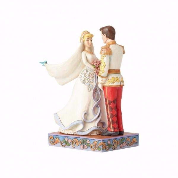 Η Σταχτοπούτα και ο Πρίγκιπας - Happily Ever After Φιγούρα Jim Shore