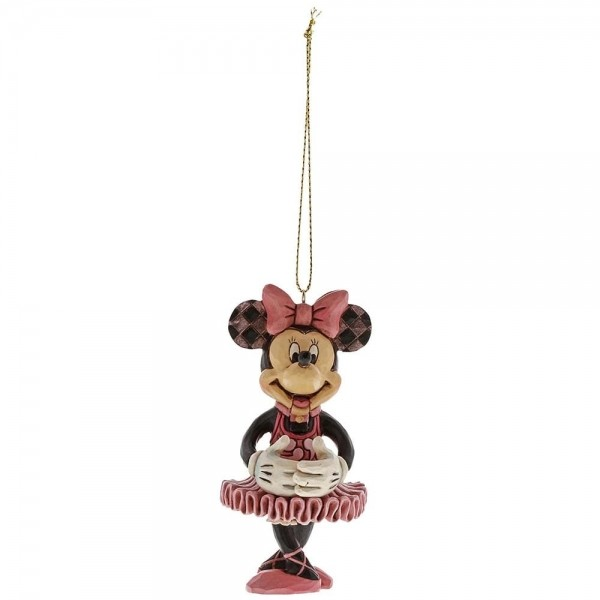 Χριστουγεννιάτικα Στολίδια Disney Καρυοθραύστης- Mickey, Minnie, Donald