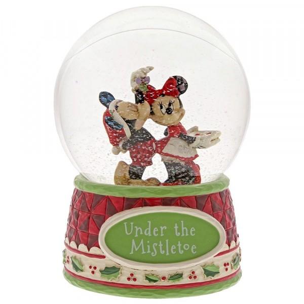 Κάτω από το Γκι (Mickey Mouse & Minnie Mouse Χιονόμπαλα)