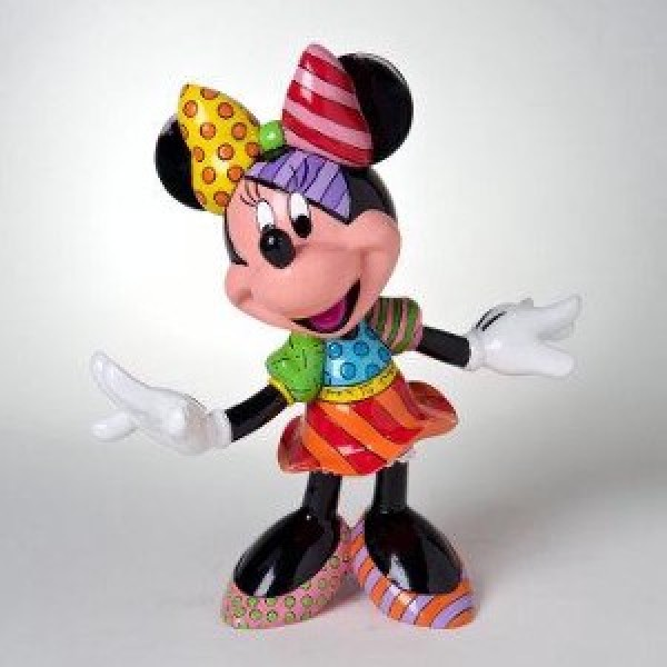 Minnie Mouse Disney Αγαλματίδιο Από Το Britto
