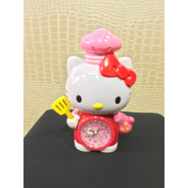 Hello Kitty Ρολόι Ξυπνητήρι